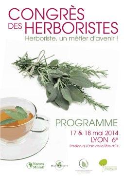 Congrès des herboristes 2014 à Lyon