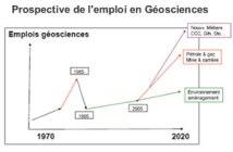 emploi en géosciences