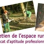 CAPA Entretien de l'espace rural