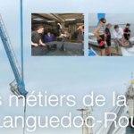 Guide des métiers de la mer en Languedoc-Roussillon