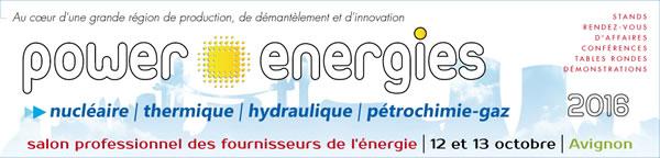 Salon des fournisseurs d'énergies
