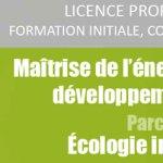 Licence pro Écologie industrielle