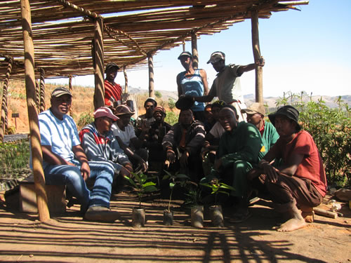 agriculteurs malgaches
