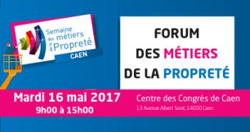 forum des métiers de la propreté