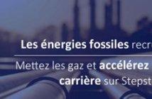 offres d'emploi gaz et pétrole