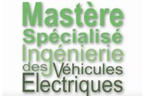 mastère spécialisé ingénierie des vehicules électriques