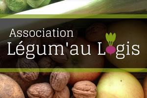 association Legum Logis - Alimentation durable