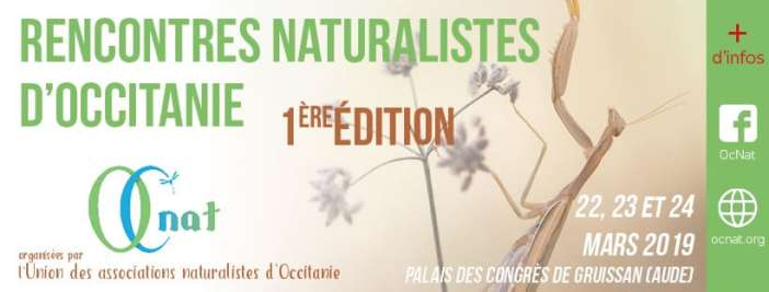 Rencontres Naturalistes d'Occitanie