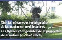 colloque protection de la nature