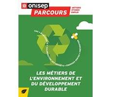 métiers environnement ONISEP