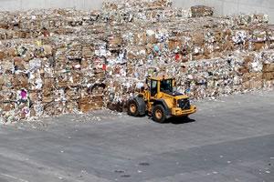 prospective filière déchets