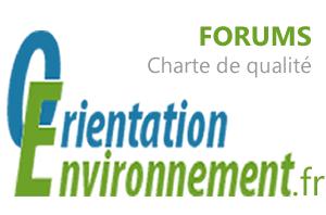 charte des forums environnement