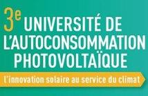 université de l'autoconsommation photovoltaique Enerplan