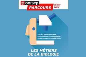 métiers biologie santé environnement