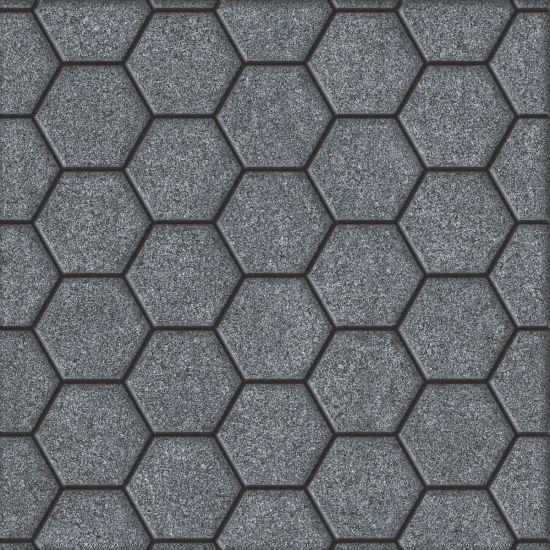 hrp stone hexagon slate dk floor tiles orientbell
