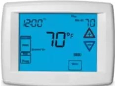 Orient Display: Touch Panel Appliance - Thermostat Control Panel, Thermostat Touch Panel