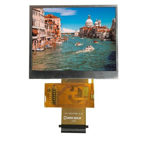 """3.5"""" 320240 Sunlight Readable IPS TFT Display"""