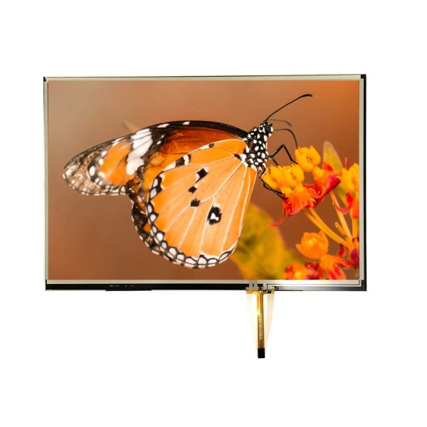 """10.1"""" Sunlight Readable IPS, 1280x800, 800 Nits with Resistive Touch Panel"""