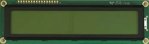 AMC2002FR-B-Y6WFDY-SY(20x2 Character LCD Module)