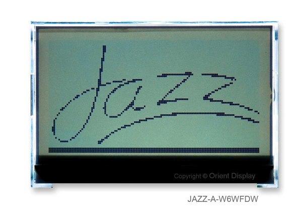 JAZZ-AC-W (Graphic 128x64 COG LCD Module)