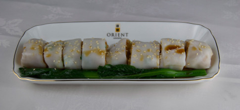 Dim Sum at Orient London, Chinatown