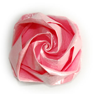 How to make a jewelry origami rose paper flower origami tutorial how to make a jewelry origami rose paper flower page 31 mightylinksfo