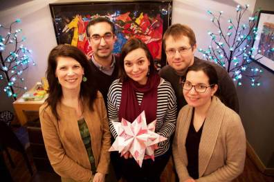 Origami at Origami February 2017