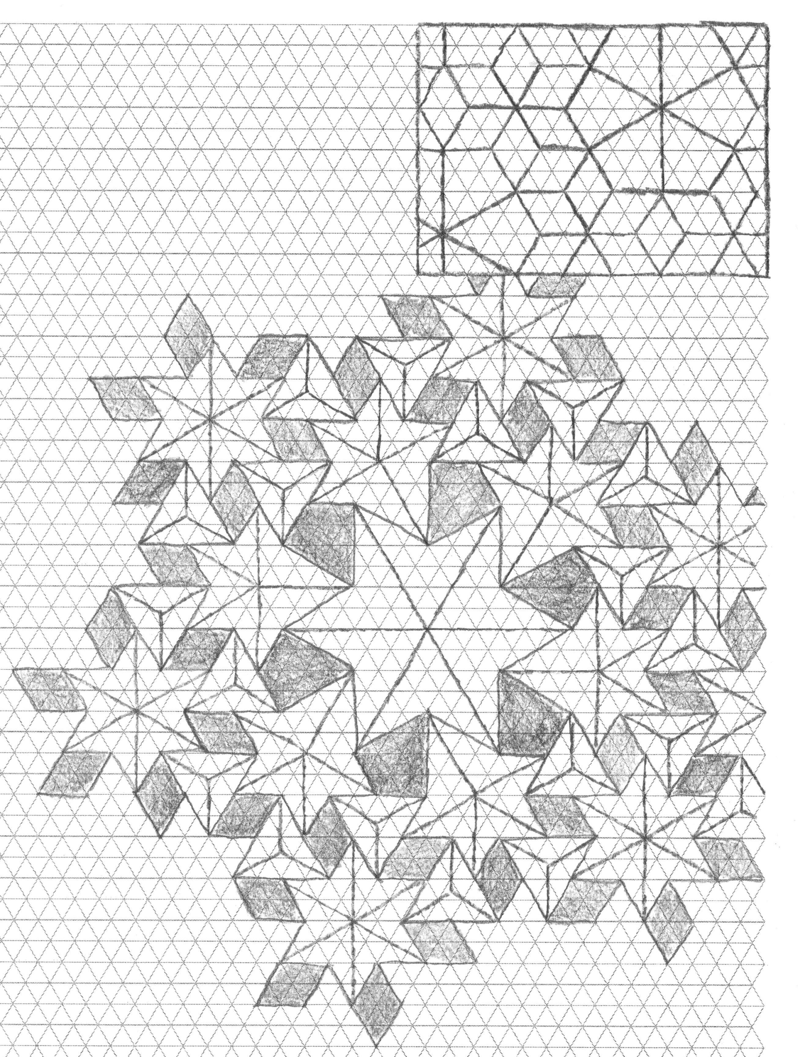 Diagrams Page 3 Origami Tessellations
