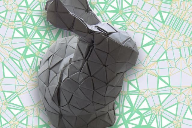 Voronoi Tessellations And Origami Origami Tessellations