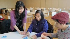 1.28.15 Semi-Private Origami Workshop