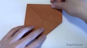 4a spanish box origami origamitree.com