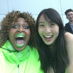 So bright with GloZell!