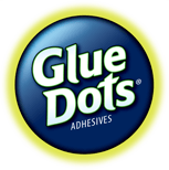 Glue Dots Logo