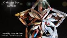 3D Christmas Star Thumbnail