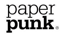 paper punk logo