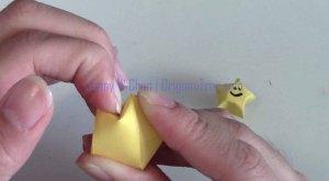 star 6 origami origamitree.com