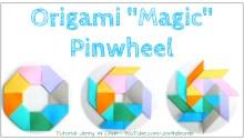 origami pinwheel origamitree.com