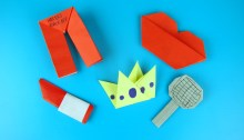 Miranda Sings Origami Series Designs and Tutorials by Jenny W Chan