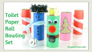 Toilet Paper Roll Bowling Set Jenny W Chan Thumbnail