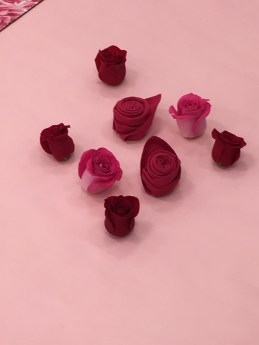 Napkin Rose Good Housekeeping Jenny W Chan Origami Tree 4