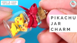 origami-pikachu-in-a-jar-charm-tutorial-jenny-w-chan-origami-tree