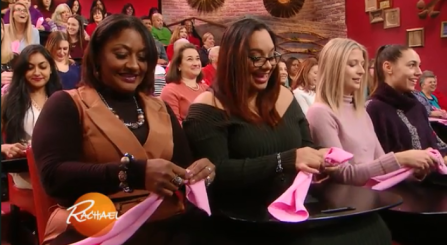 The Rachael Ray Show, Feb 2018