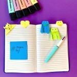 Origami Bookmarks, @klassroomapp | TUTORIALS: http://bit.ly/OTOrigamiBookmarks