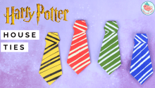 Origami Harry Potter Ties, Jenny W. Chan - Origami Tree