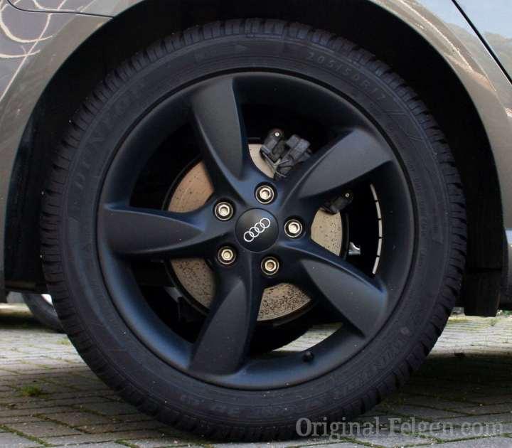 17 Zoll Audi Vw Original Felgen Alle Lochkreise Und Mittenzentrierungen Seite 3