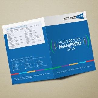 SCoWR Holyrood Manifesto 2016 (cover wrap)