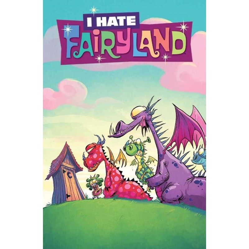 Image result for i hate fairyland issue 7