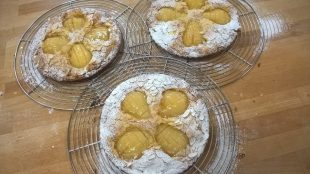 Almond-based traditional recipe