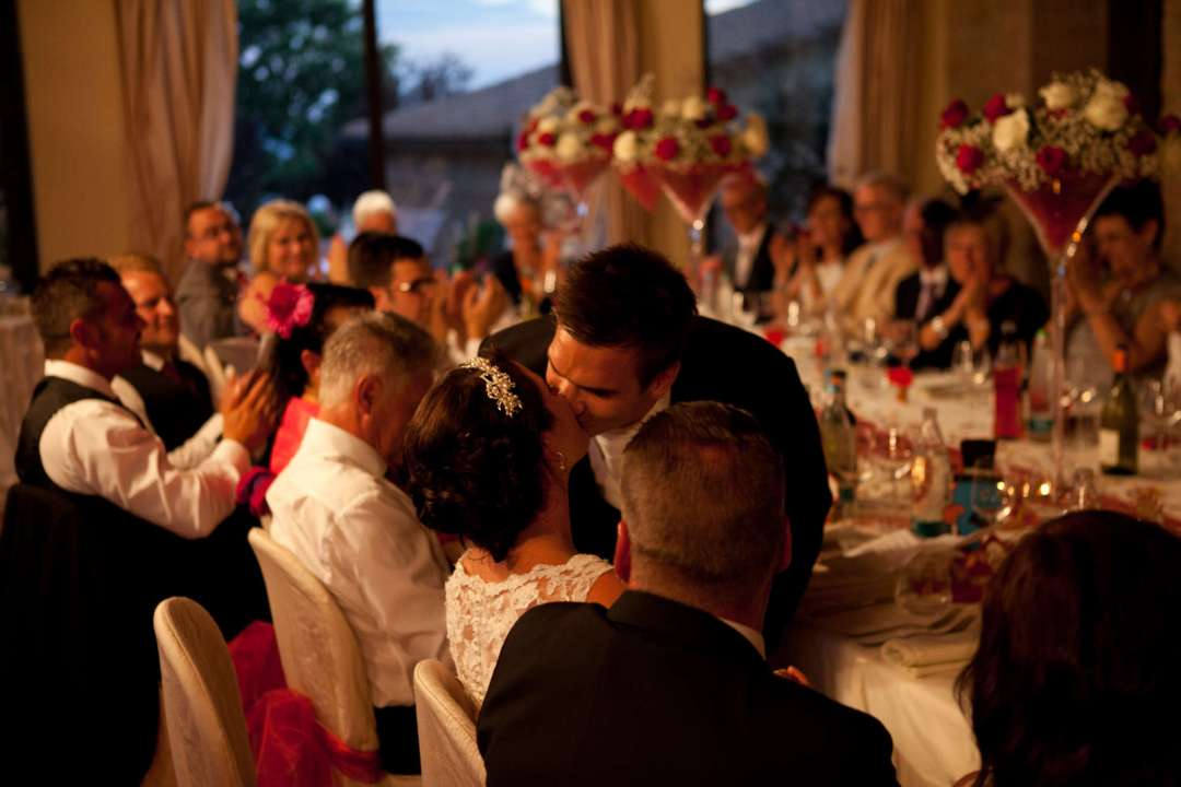 Emma & Pete Wedding in country house venue