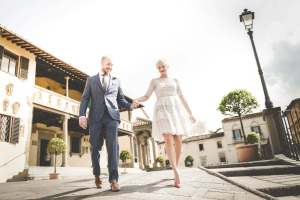 wedding for two in italy